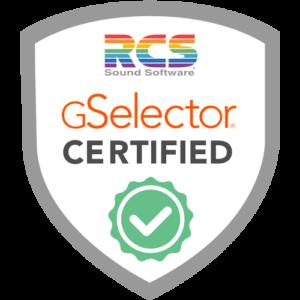 GSelector Certification